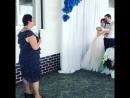 Поздравление от мамы жениха на свадьбе. Рэп.
