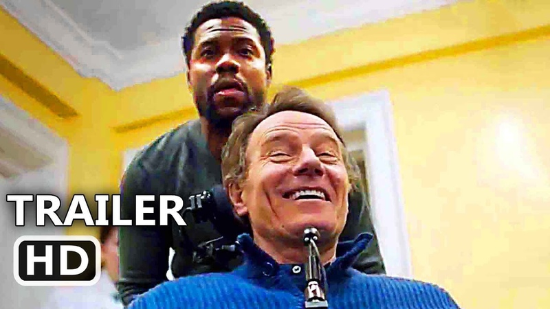 THE UPSIDE Official Trailer (2019) Kevin Hart, Bryan Cranston Movie HD