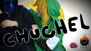 BenDrowned and Eyeless Jack Play Chuchel [Creepypasta Cosplay Let's Play]