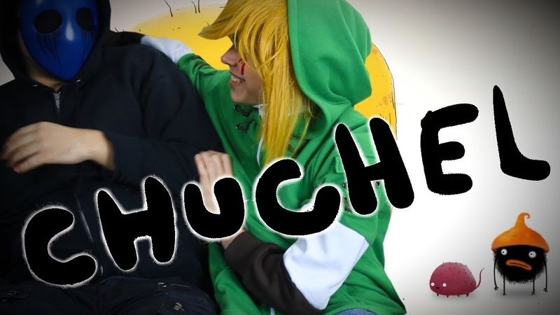 BenDrowned and Eyeless Jack Play Chuchel Creepypasta Cosplay Let's Play
