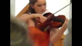 Hilary Hahn - Ernst's Variations on The Last Rose of Summer (Extract)