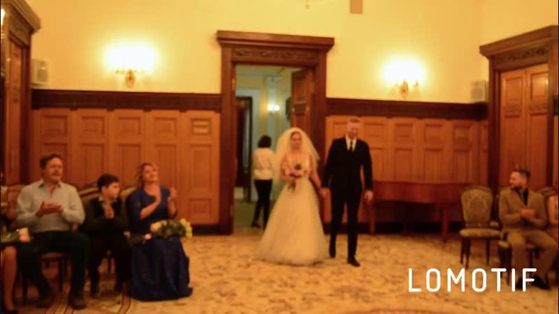 Markin's wedding 👰 🎩