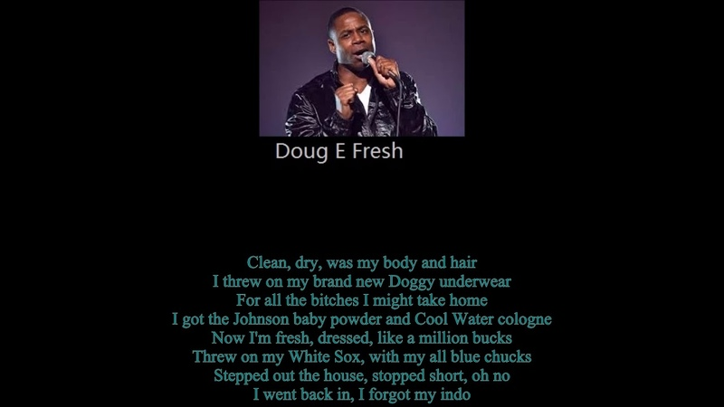 BARBADOS Singer- Doug E Fresh [FT Slick Rick]- La Di Da Di