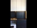 Bremboss , кухня - завершение установки