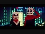 Marshmello x Pritam - BIBA feat. Shirley Setia Shahrukh Khan (Official Music Vid