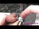 Лапка для потайной строчки инструкция