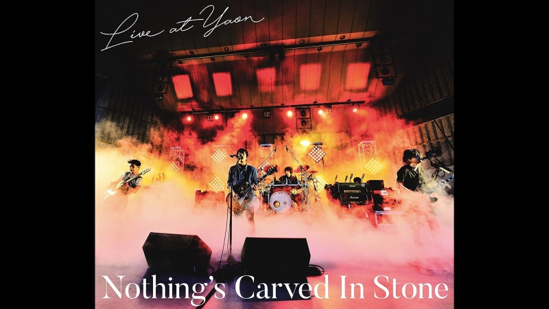 PART 1/2 | Nothing's Carved In Stone - Live at 野音 2016.05.15【Blu-ray】
