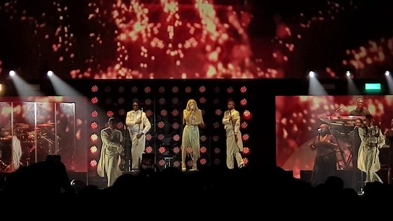 Honey - Mariah Carey (Live in Macao 2018)
