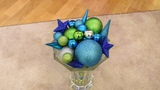 Создаем новогодний декор своими руками из подручных материалов. Елочные игрушки.