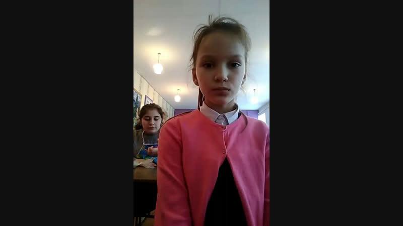 Арина Дегтярева - Live