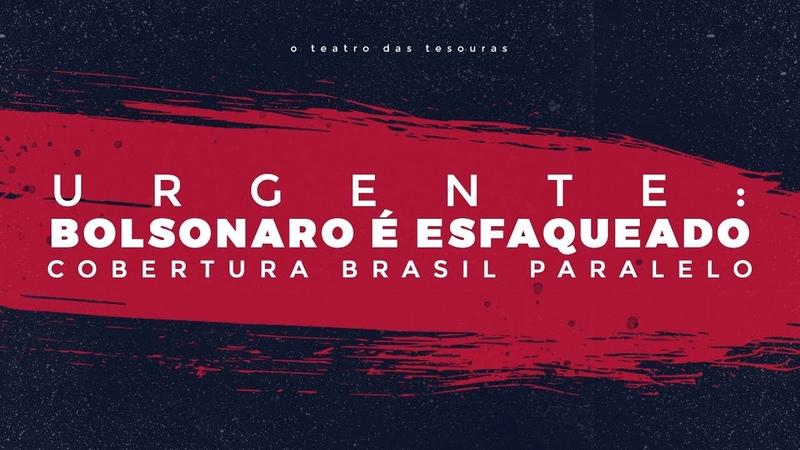 (Live) URGENTE: Bolsonaro é esfaqueado - Cobertura Brasil Paralelo