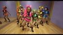 Jump-Dolls Танец кукол