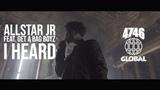 Allstar JR feat. Get A Bag Boyz Lil Mex, AllStar Riich Flair, TLG Deuce - I heard (Official Video)