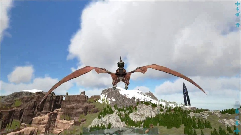ARK: Survival Evolved - Выживаем на сервере х50 Ragnarok (часть 3)