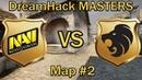 НАВИ пытаются набрать ФОРМУ | NaVi vs North | Map 2. de_inferno [RU] | DreamHack Stockholm
