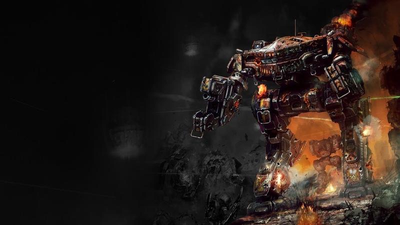 [Норка Орка] MechWarrior 5 Mercenaries - Community Edition