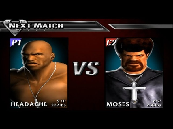 Def Jam Vendetta 28. Headache vs Moses (Sanctuary League)