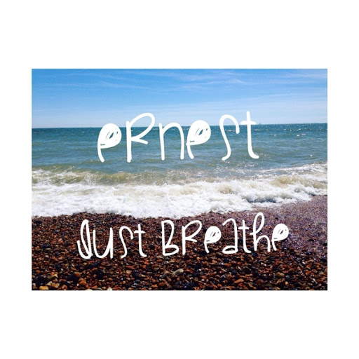 Ernest альбом Just Breathe