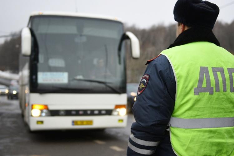 Госавтоинспекцией усилены меры по стабилизации дорожной аварийности с участием автобусов