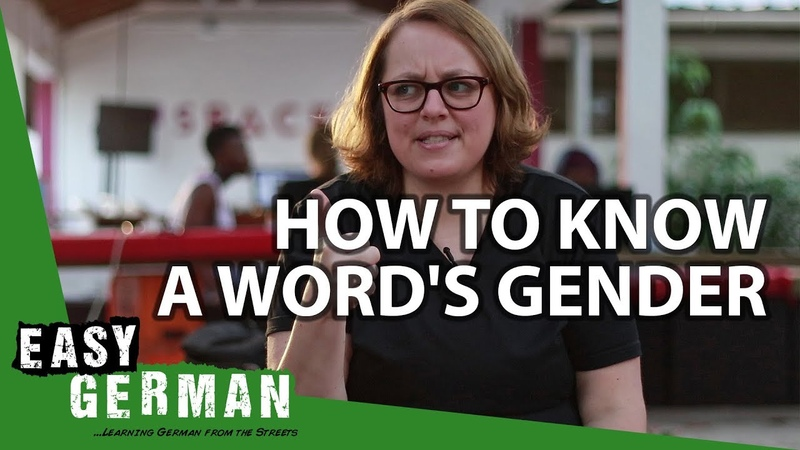 How to know a words gender | Super Easy German (70)