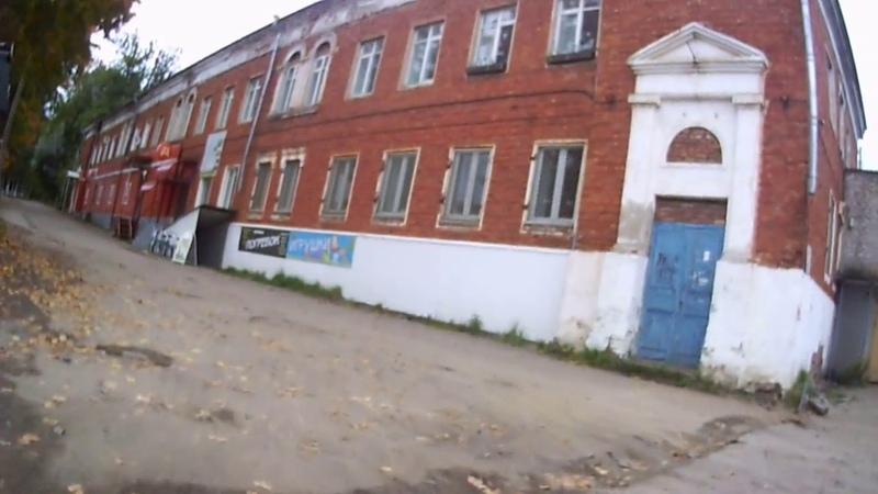 Посёлок Кулотино . Окуловский район . Новгородская обл.