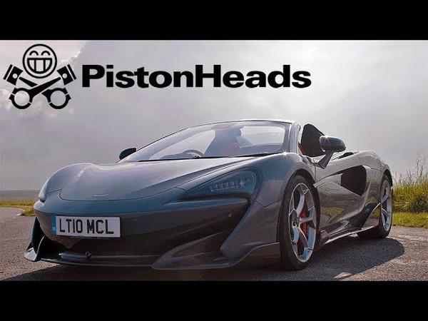 McLaren 600LT Spider review | PistonHeads