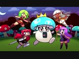 Danger! Mushroom Forest - Quest Bits Осторожно! Грибной Лес ( Rus, Озвучка, Дубляж )