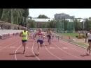80 100 110 м с барьерами на ЧР по л а среди ветеранов 3 5 августа 2018 г в г Москва
