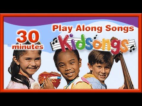 Play Along Songs Kidsongs   Three Little Fishies   Best Kids Songs Videos part 4   Numbers  PBS Kids