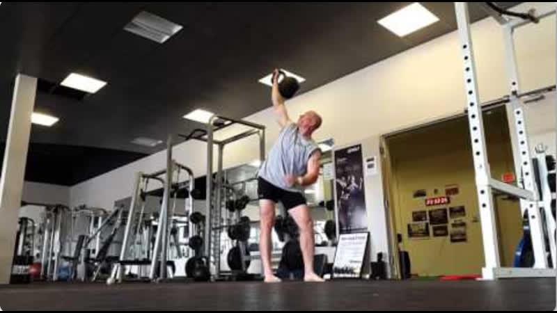 56kg complex 2 (видео с канала LevisHarderToKill ARSL)