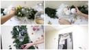 VLOGMAS Новогодние украшения для дома своими руками Идеи новогодних украшений 2019