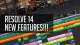 Resolve 14! Now With Exciting Audio &amp Better Playback - Resolve 14 New Features Round Up!