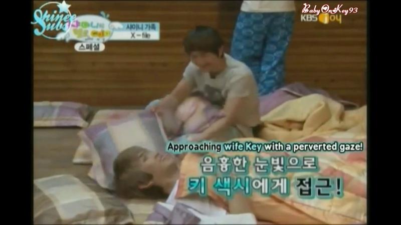 [Eng] SHINee Onew Key OnKey Love Scandal