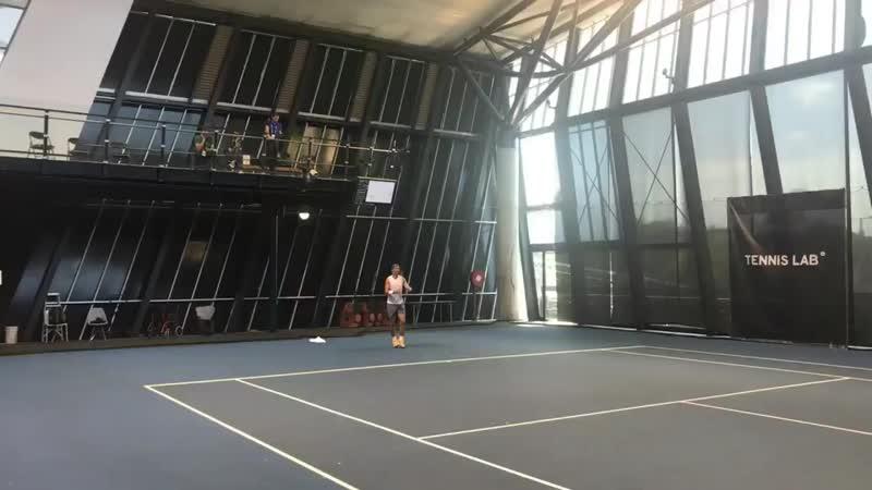 Comienza la cuenta atrás! ️ @RafaelNadal ya prepara la gran final del @AustralianOpen. - - AUSOpenEurosport.mp4