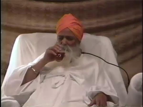 Yogi Bhajan on Long Ek Ong Kars