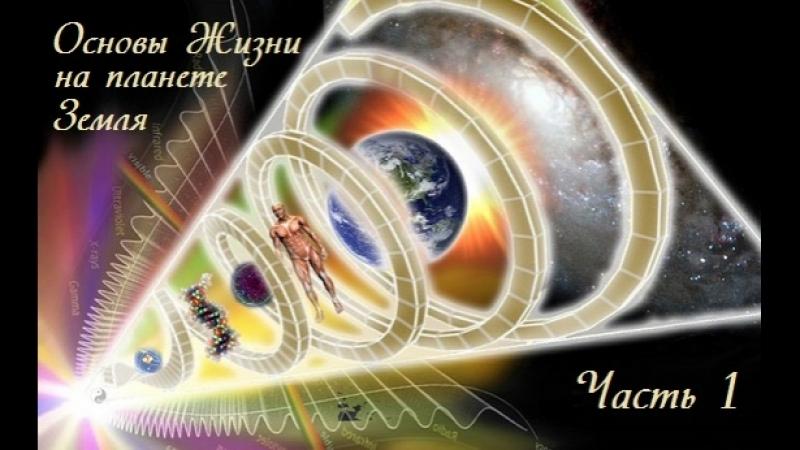 Основы Жизни на Планете Земля. Часть 1. Ответственность, СоПричастность, Любовь
