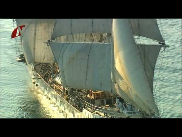LE BELEM - Only 19th century French commercial ship still in use today!