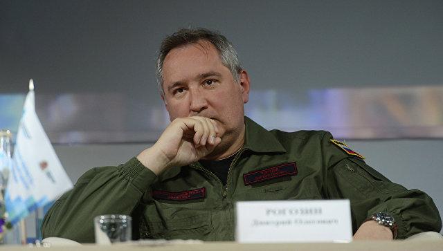 Рогозин рассказал, что будет с полётами на МКС