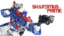 Transformers Siege Ultra Magnus Leader Class War for Cybertron Trilogy Hasbro Figure Toy Review