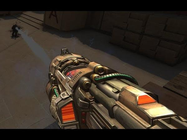 Quake Champions Eradicator in CSGO