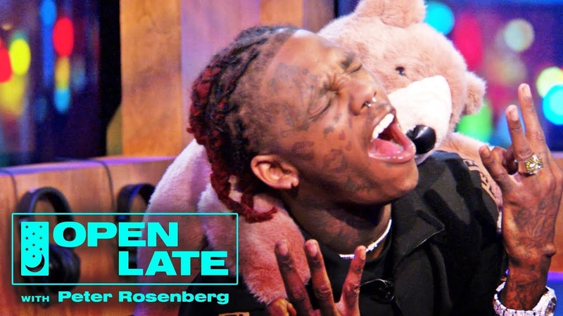 Famous Dex Opens Up, Plus Pedicures With Rico Nasty | Open Late with Peter Rosenberg