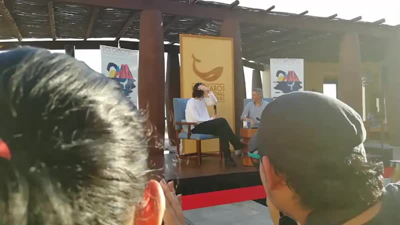 Adam Driver - Los Cabos Film Festival 2018 QA