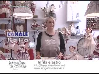 Швейный ангел от Ванды.PUNTATA 3 Dimmi chi sei