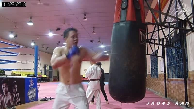 ежедневная тренировка - комбинаций 1-6-3-2, раунд 1 2 [291118]. MEGAPOSITIVE Kam боевоеискусство ытьтерпеливым