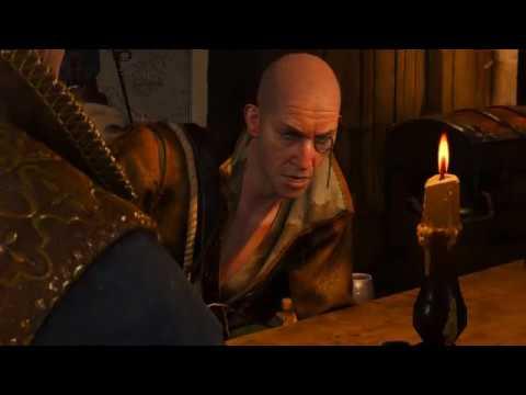 Ведьмак III Дикая охота Фокус покус - матюки и приколы 11