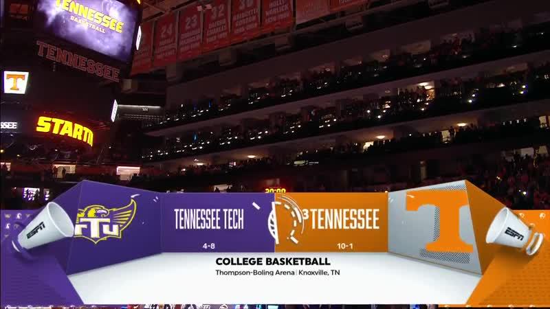 NCAAM.2018.12.29.Tennessee Tech vs. 3 Tennessee.720pier.ru
