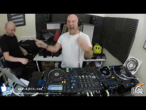 [OTR-04] Live Stream Breakbeat w Rennie Pilgrem Terry Atomic Hooligan