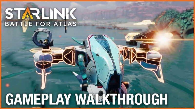 Starlink: Battle for Atlas - Gameplay | PlayStation 4/Xbox One/Nintendo Switch.