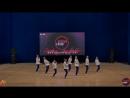 FUNKY FORCE | JUNIOR CREW | HIP HOP UNITE 2017 | FORSAGE DANCE SCHOOL | ФОРСАЖ Екатеринбург