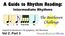 A Guide to Rhythm Reading: Intermediate Rhythms Part 3: The Beethoven Challenge
